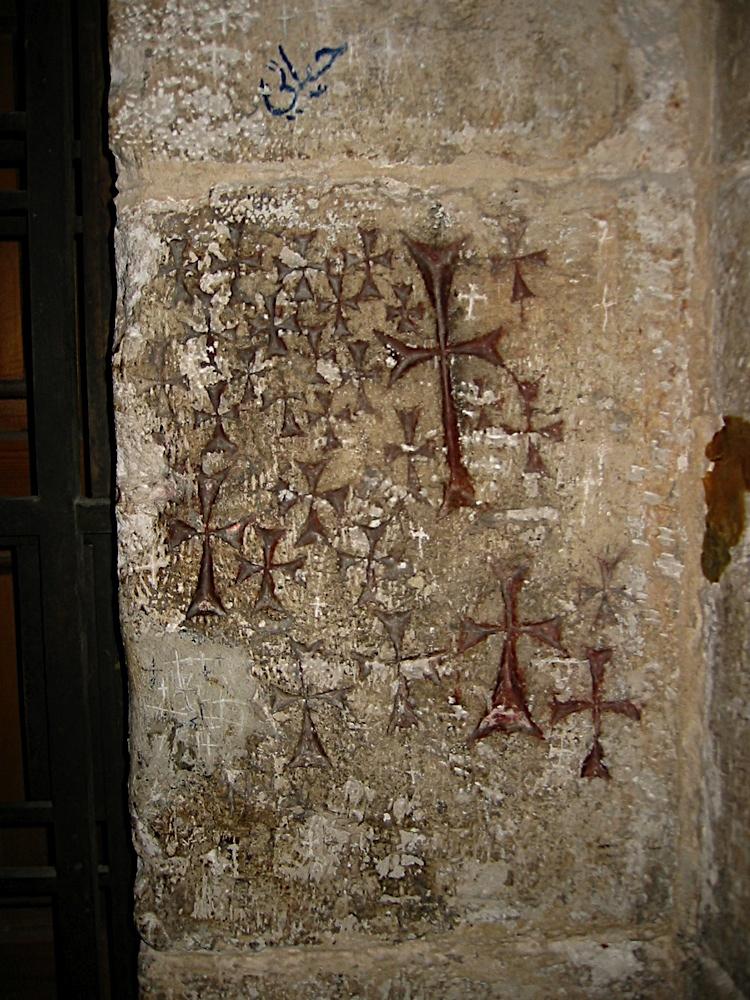 Daily Dose: Graffiti On Masonry