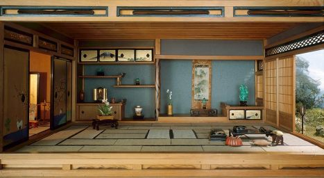 japanese traditional interior 1937