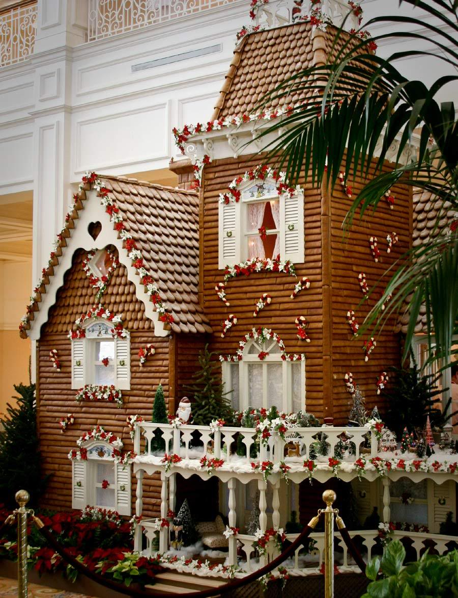 Daily dose gingerbread houses mti masonry technology inc for How to make best gingerbread house