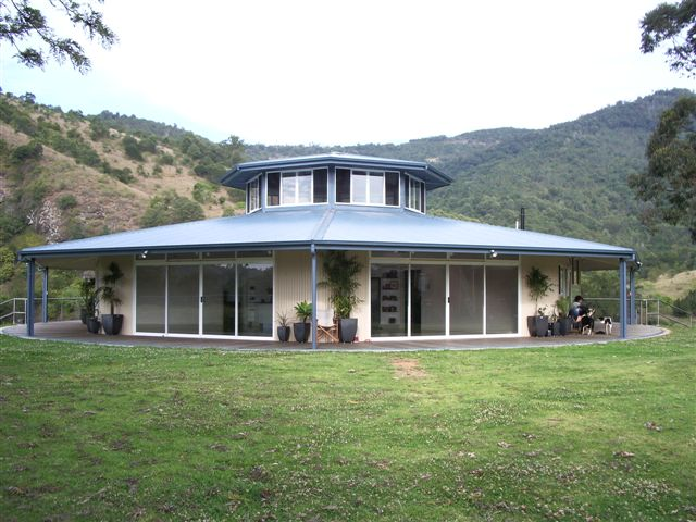 Everingham Rotating House