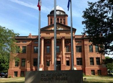 Courthouse Clay County Iowa